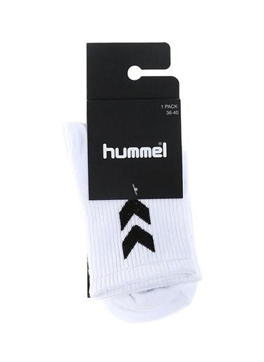 Hummel Spor Çorap Beyaz